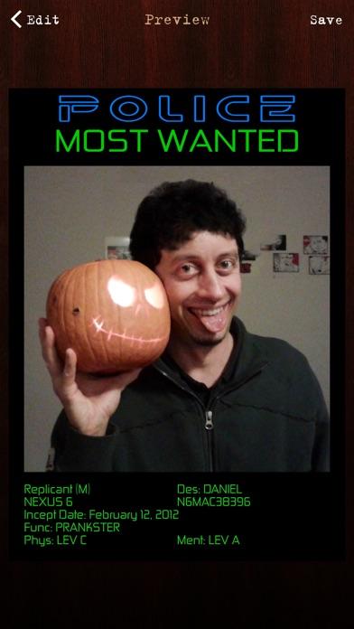 Wanted Poster Pro Screenshots