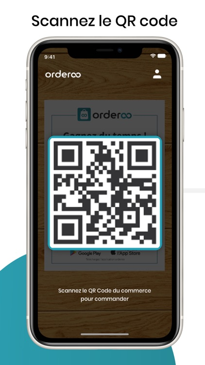 Orderoo : Order quickly