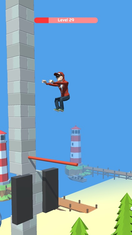 Trampoline Jump! screenshot-6