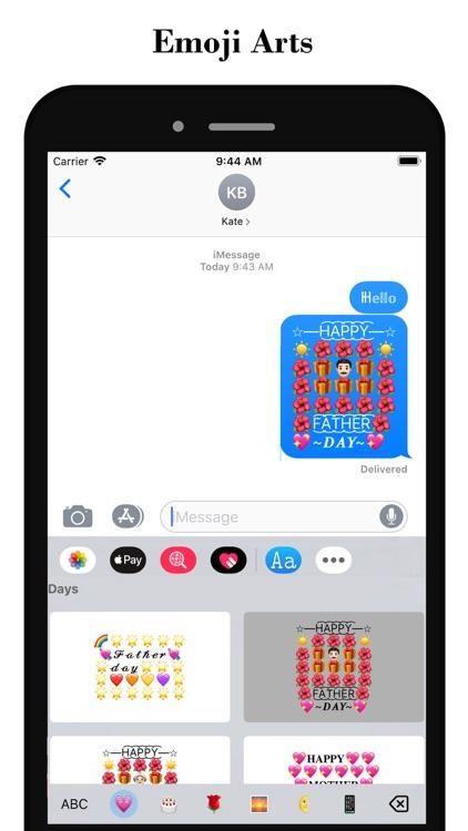 Fonts - Font & Emoji Keyboard screenshot-3