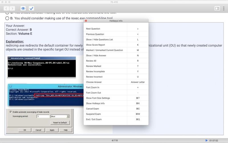 VCE Simulator for Mac