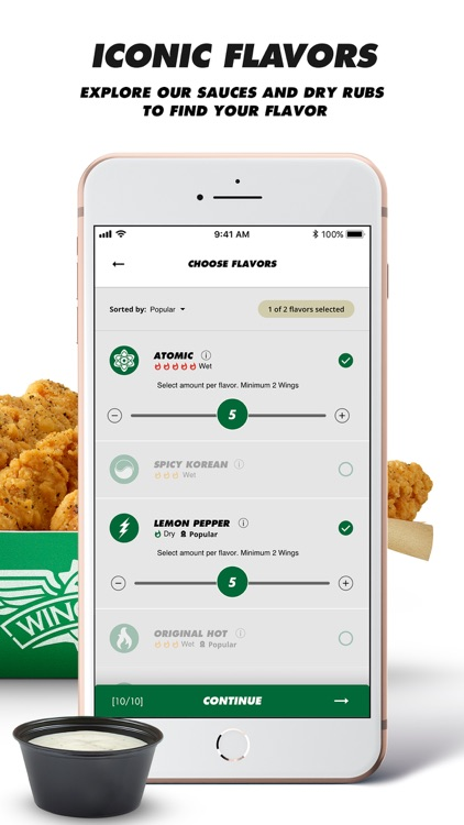 Wingstop screenshot-6
