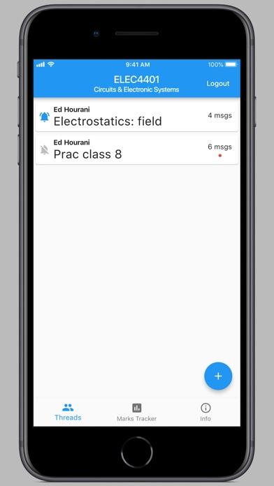 ELEC4401 screenshot #2