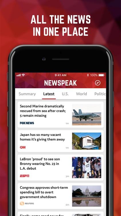 Newspeak: News AI