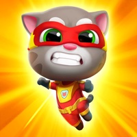 Talking Tom Hero Dash Run Game hack generator image