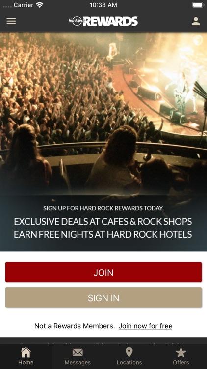 Hard Rock Rewards