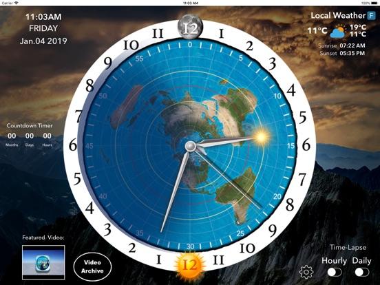 Flat Earth Sun, Moon & Zodiac screenshot 10