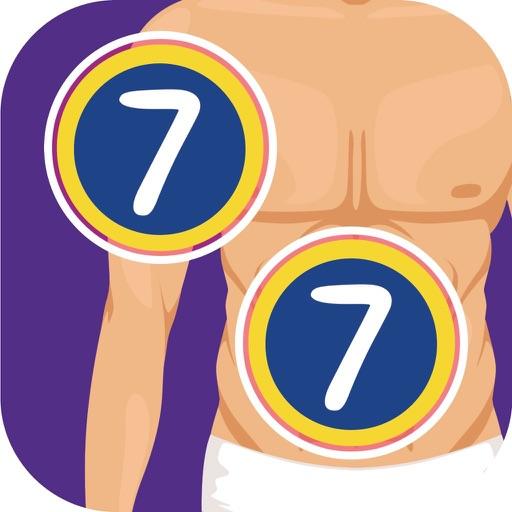 7分間トレーニング - 7日間 筋トレ 運動 チャレンジ