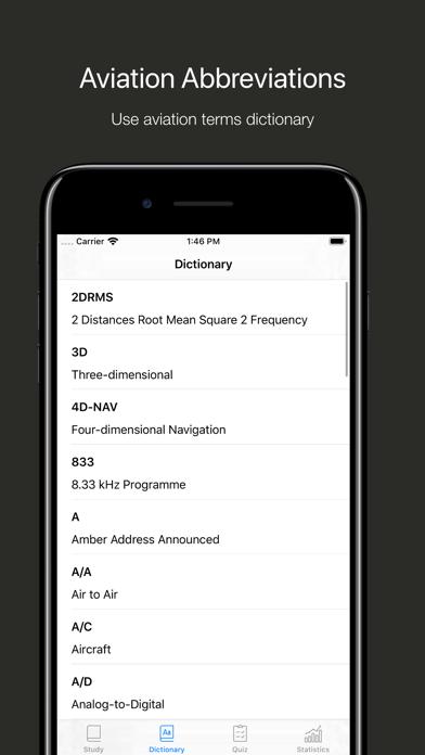 AvExam: FAA, EASA, ATPL screenshot 3