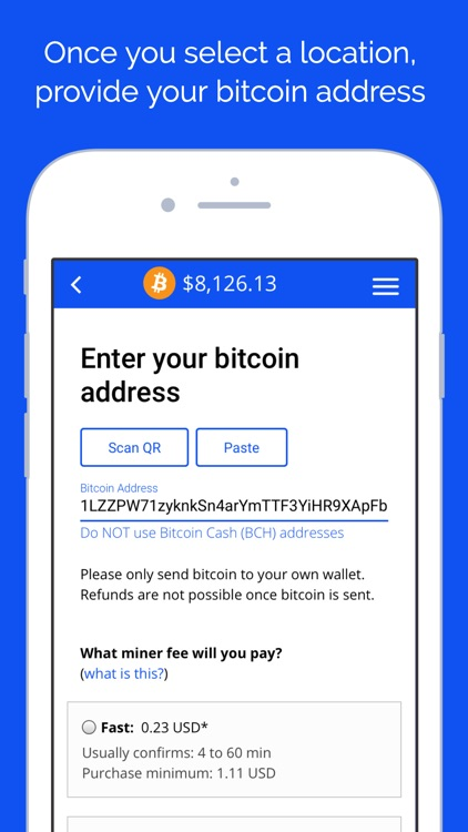 LibertyX - Buy Bitcoin screenshot-8