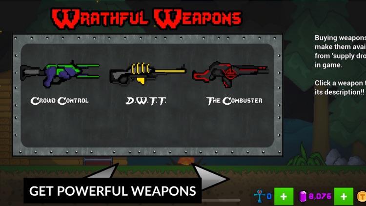 Zombies: Samson's Survival! screenshot-3