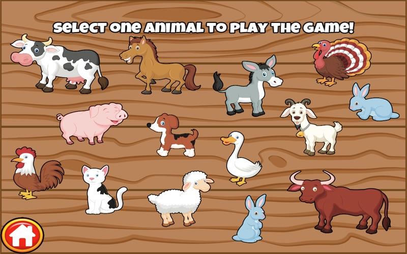 Happy Farm For Kids screenshot 5