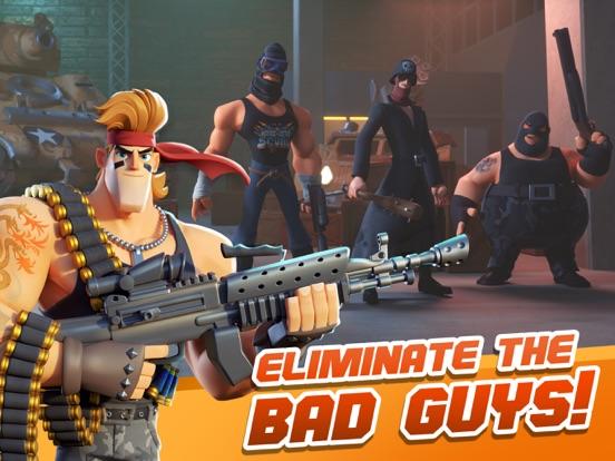Hardhead Squad: MMO War screenshot 8