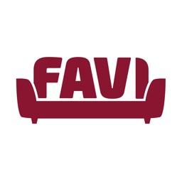 Favi - vyhledávač nábytku