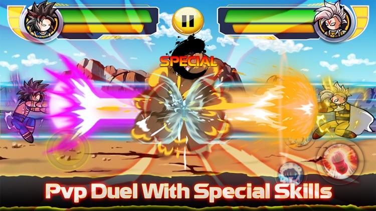 Stick Fight : Dragon Legends screenshot-0
