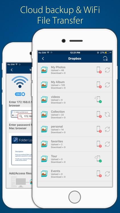 Folder Lock Pro screenshot-4