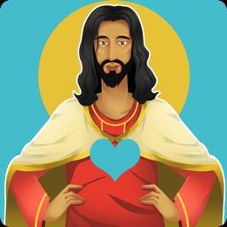 Jesus Speaks Scripture Emoji's