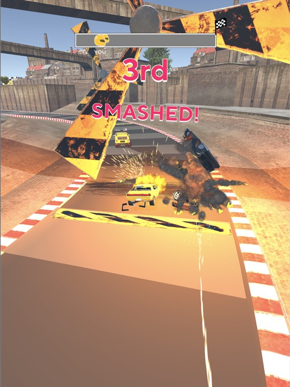 Smash Cars!のおすすめ画像4