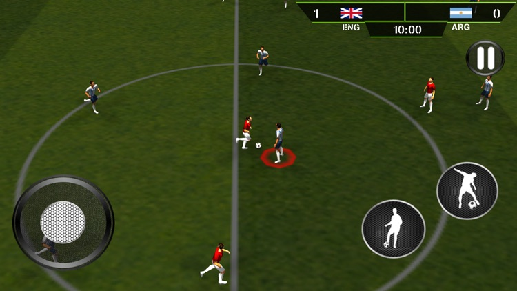 Ultimate Soccer Strike 2019 screenshot-4