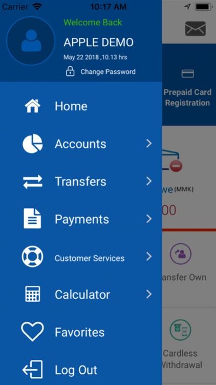 KBZ mBanking screenshot-6