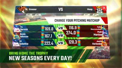 CBS Franchise Baseball 2019 screenshot 3