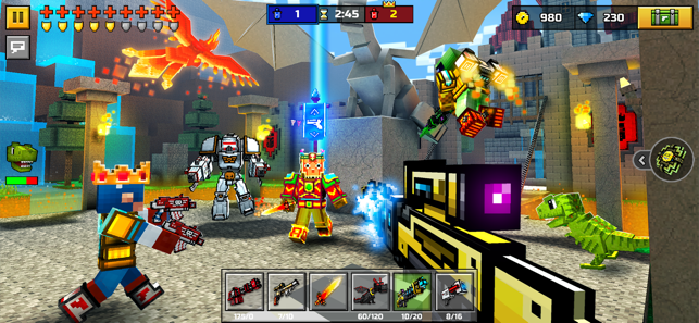 Pixel Gun 3d Fun Pvp Shooter On The App Store