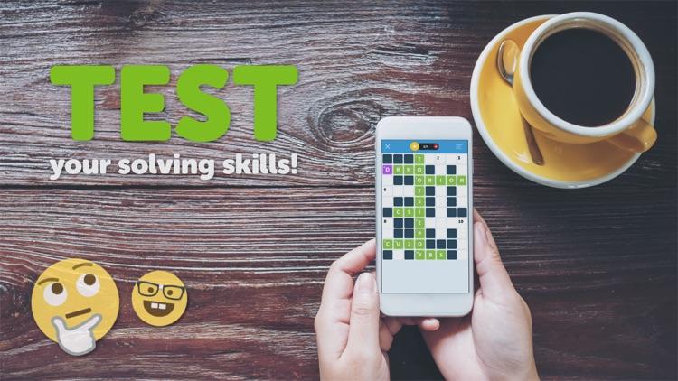 Crossword Quiz - Word Puzzles! screenshot-5