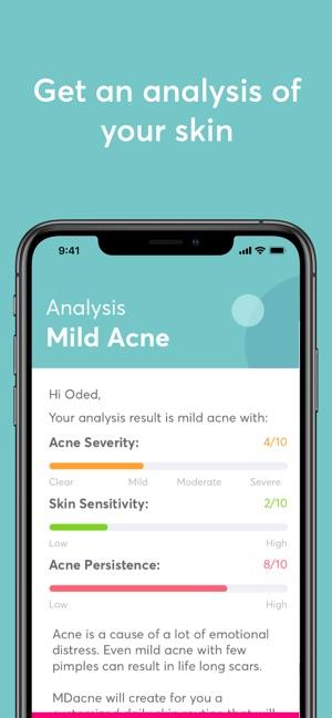 MDacne - Custom Acne Treatment on the App Store