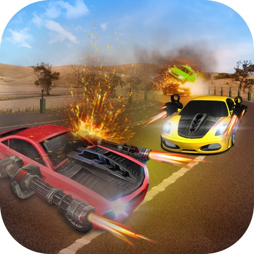 Car Fight Multiplayer Battle