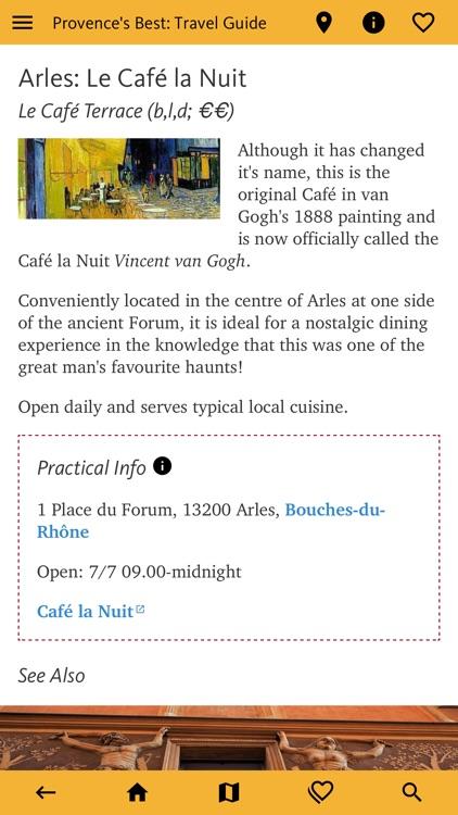 Provence's Best: Travel Guide screenshot-9