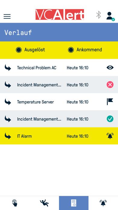 VCAlert Screenshot