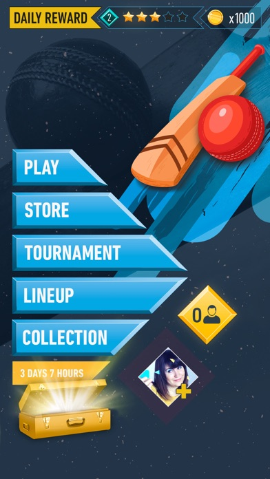 Real Cricket World Cup 2019 screenshot four