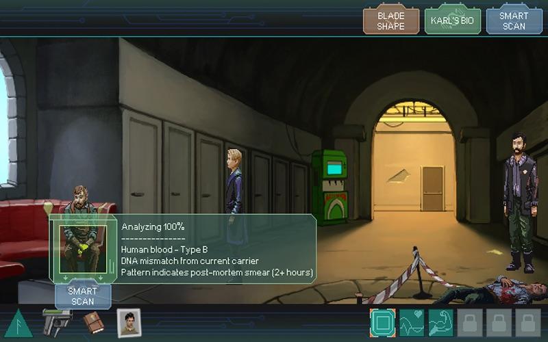 Whispers of a Machine screenshot 5