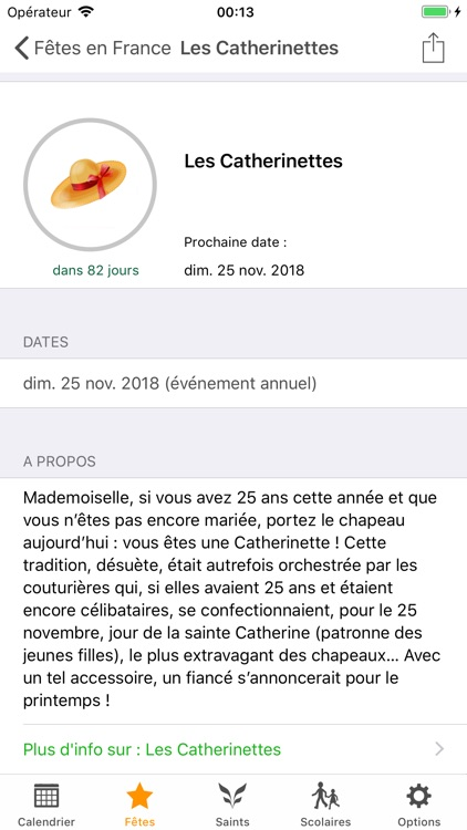 France Agenda screenshot-4