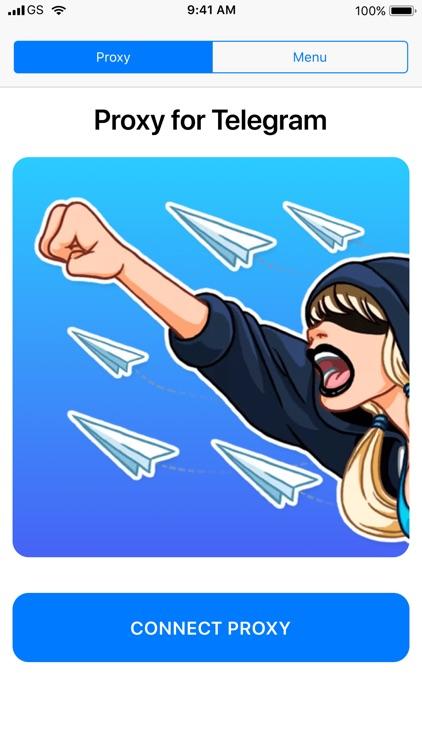Proxy for Telegram