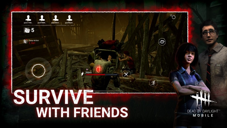 Dead by Daylight Mobile screenshot-3