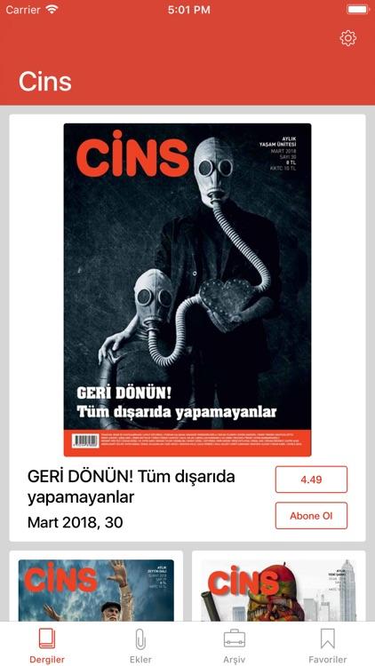 CİNS screenshot-1