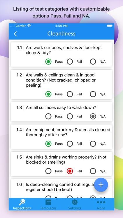 OnSite Checklist - Auditing screenshot-4