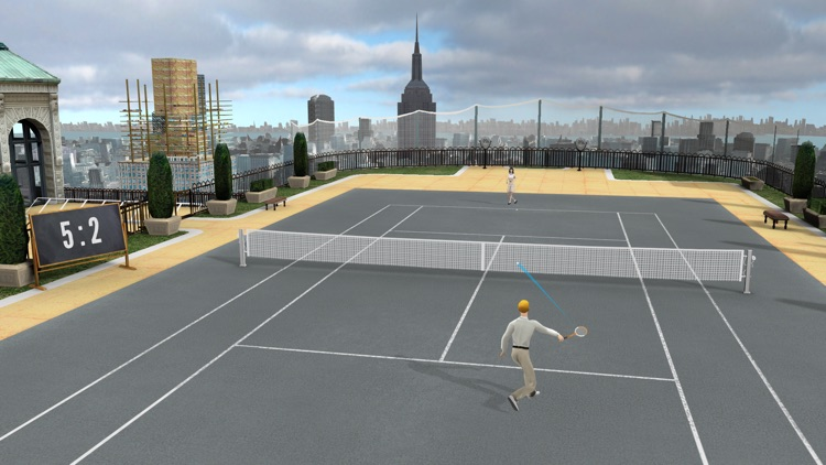 Tennis Game in Roaring '20s screenshot-7