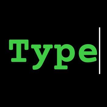 Typewriter: Typing Video Maker Logo