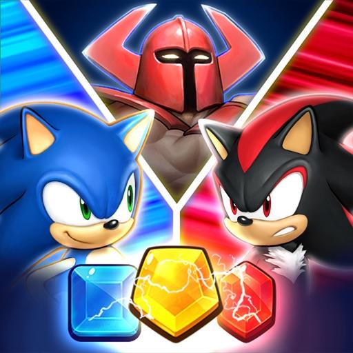 Baixar SEGA Heroes: RPG Jogo Match-3 para iOS