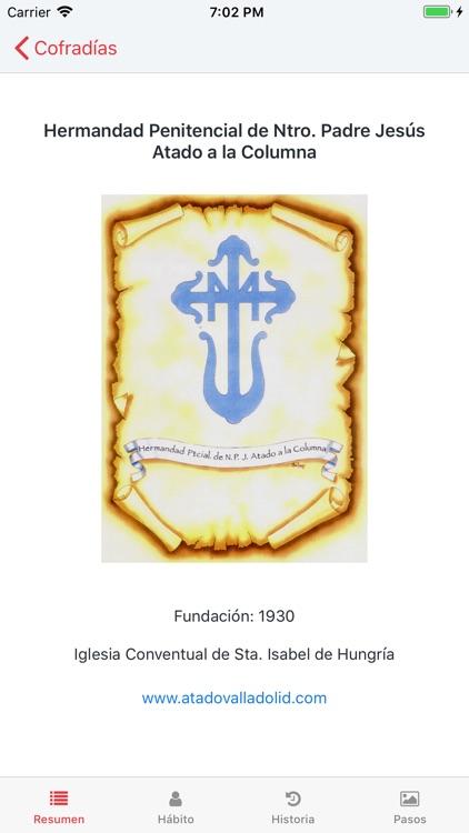Semana Santa de Valladolid screenshot-3