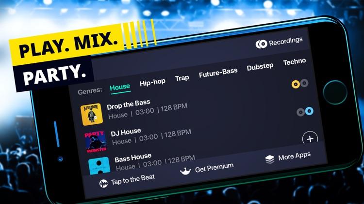 Tap & Mix: DJ Music Mixer screenshot-4