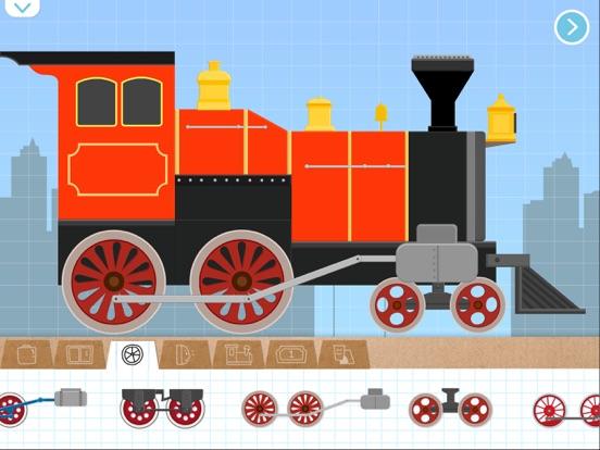 Labo Brick Train:Поезд игры на iPad