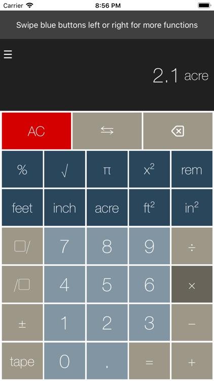 Feet&Inches Calculator