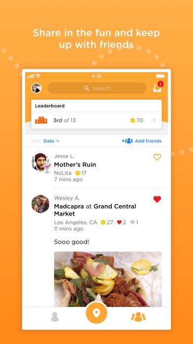 download Foursquare Swarm: Check-in App indir ücretsiz - windows 8 , 7 veya 10 and Mac Download now