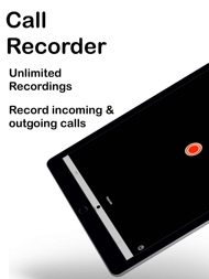 Recording App - Re:Call ipad images