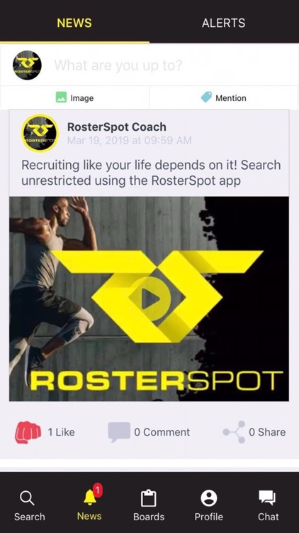 RosterSpot screenshot-3