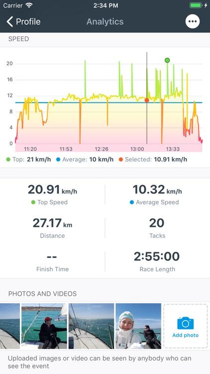 KWINDOO Tracking for sailing screenshot-0