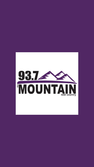 93.7 The Mountain New Country screenshot one